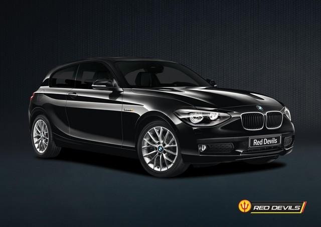 BMW Group au 92e European Motor Show Brussels 399105BMWSrie1RedDevils