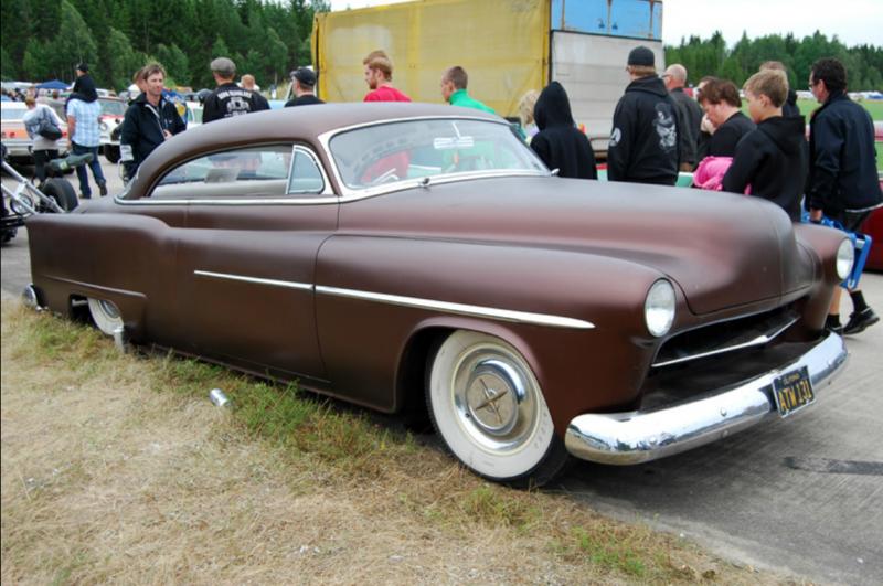 Oldsmobile 1948 - 1954 custom & mild custom - Page 2 399161oldsmobile1953kustomsuede