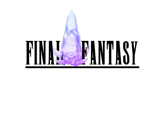 Ecrans titres Final Fantasy  399162ff1
