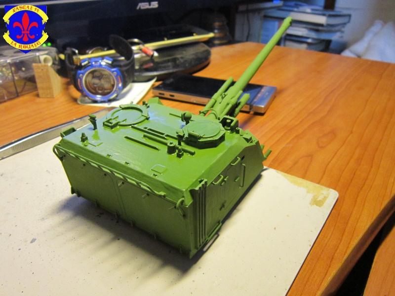 AMX 30 AUF1 au 1/35 d'Heller par Pascal 94 - Page 3 399263IMG33091