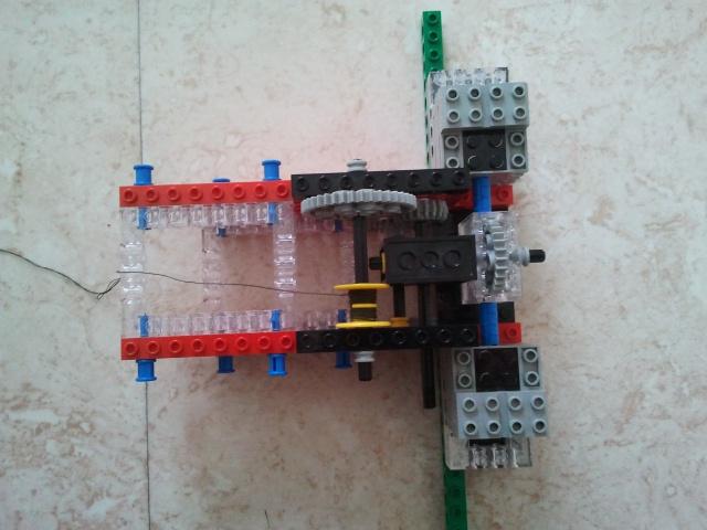 Motorisation rail pour TimeLapse en légo 39930020120210095831
