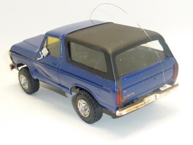 ford 4x4 bronco matchbox 399790011
