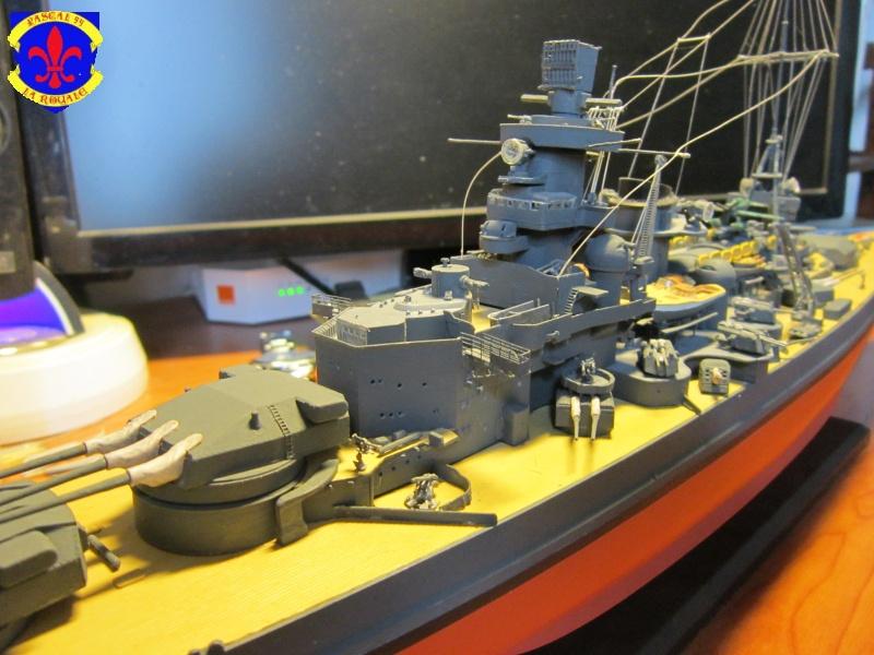 Croiseur de bataille Scharnhorst  au 1/350 de dragon - Page 9 399968IMG30941