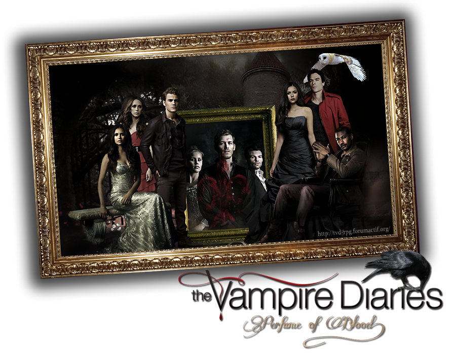 The Vampire Diaries Perfume of blood -RPG-