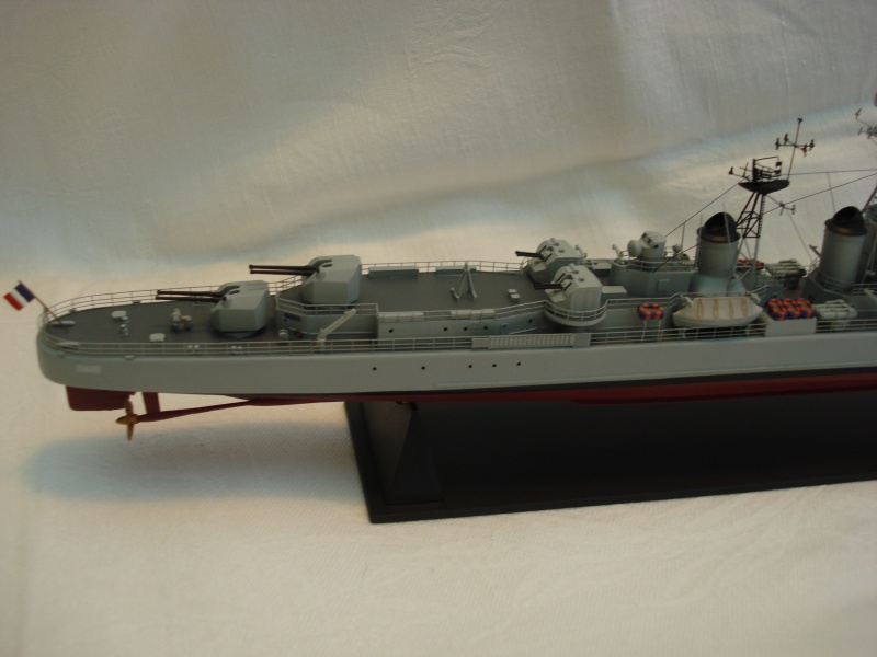 Escorteur d'escadre Cassard 1/400e L'Arsenal. 400644DSC04802