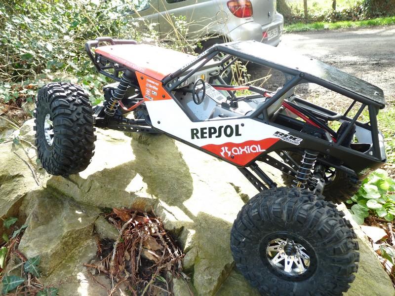 Axial Wraith Repsol edition 400809P1250053