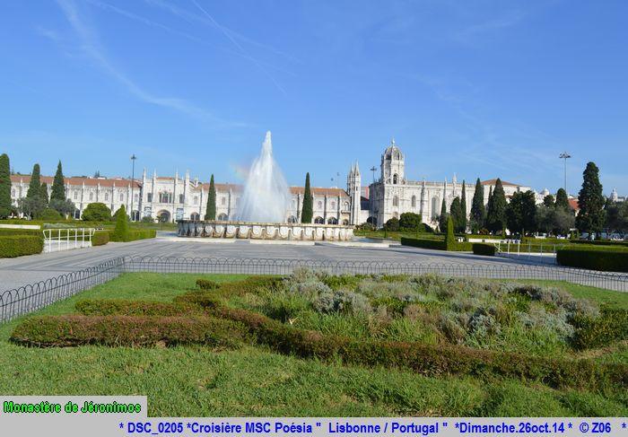 Z06 / C/R MSC.... Poesia 21/10 au 30/10 2014   Gêne Malaga Casablanca Lisbonne Barcelone Marseille 402527DSC0205