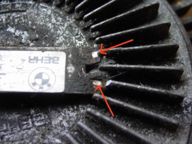 Information sur le vicocoupleur en général et BMW 4026319