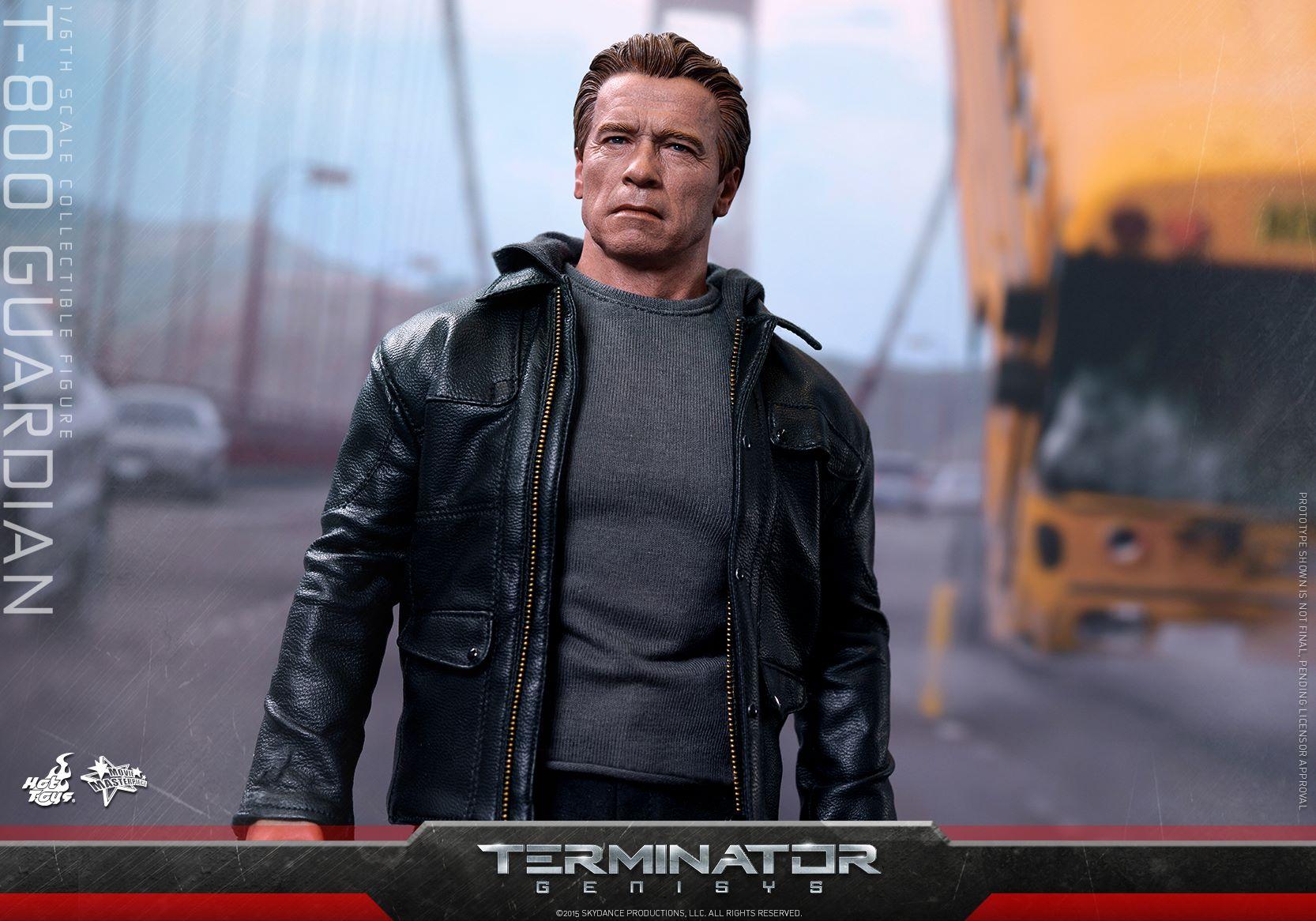HOT TOYS - Terminator Genisys - T-800 Guardian 403260103