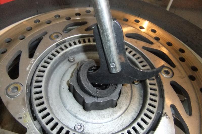 Quatre roulements dans ma roue AV 403273DSCF7869