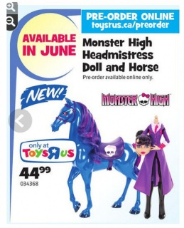 Les nouvelles Monster High pour 2013 - Page 6 403360Headmistress