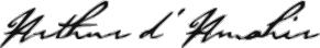 Touraine - 22 mai 1461 403721Signature1