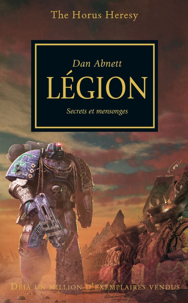 Légion de  Dan Abnett 403788frlegion