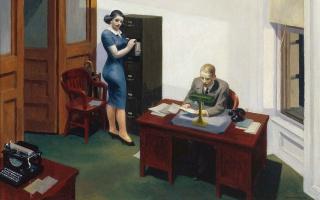 Couvertures d'Edward Hopper ! 40395736aOfficeatnight