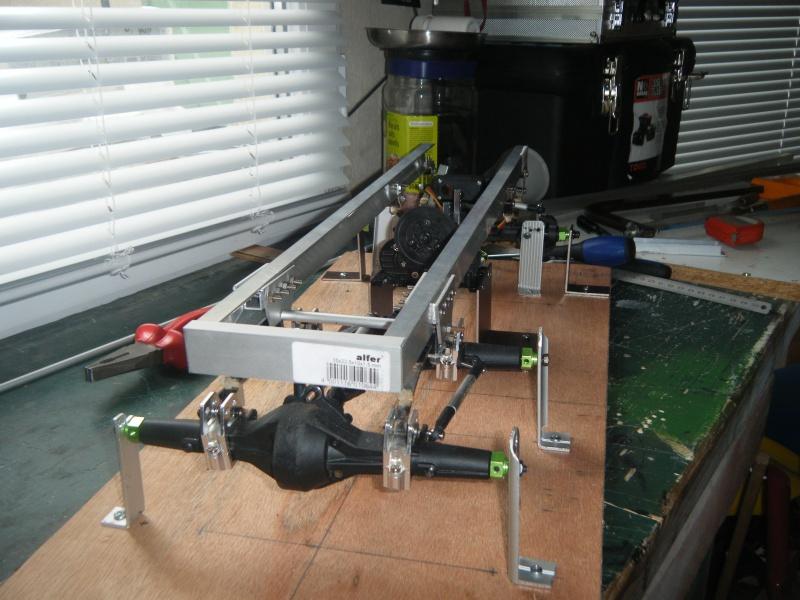 Mack 6x4 Monster Energy (FINI en attente d'un arceau) 404048DSCF2537