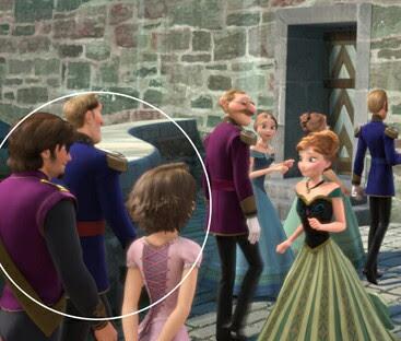 Les personnages Disney cachés dans d'autres Disney :=) 40408320141