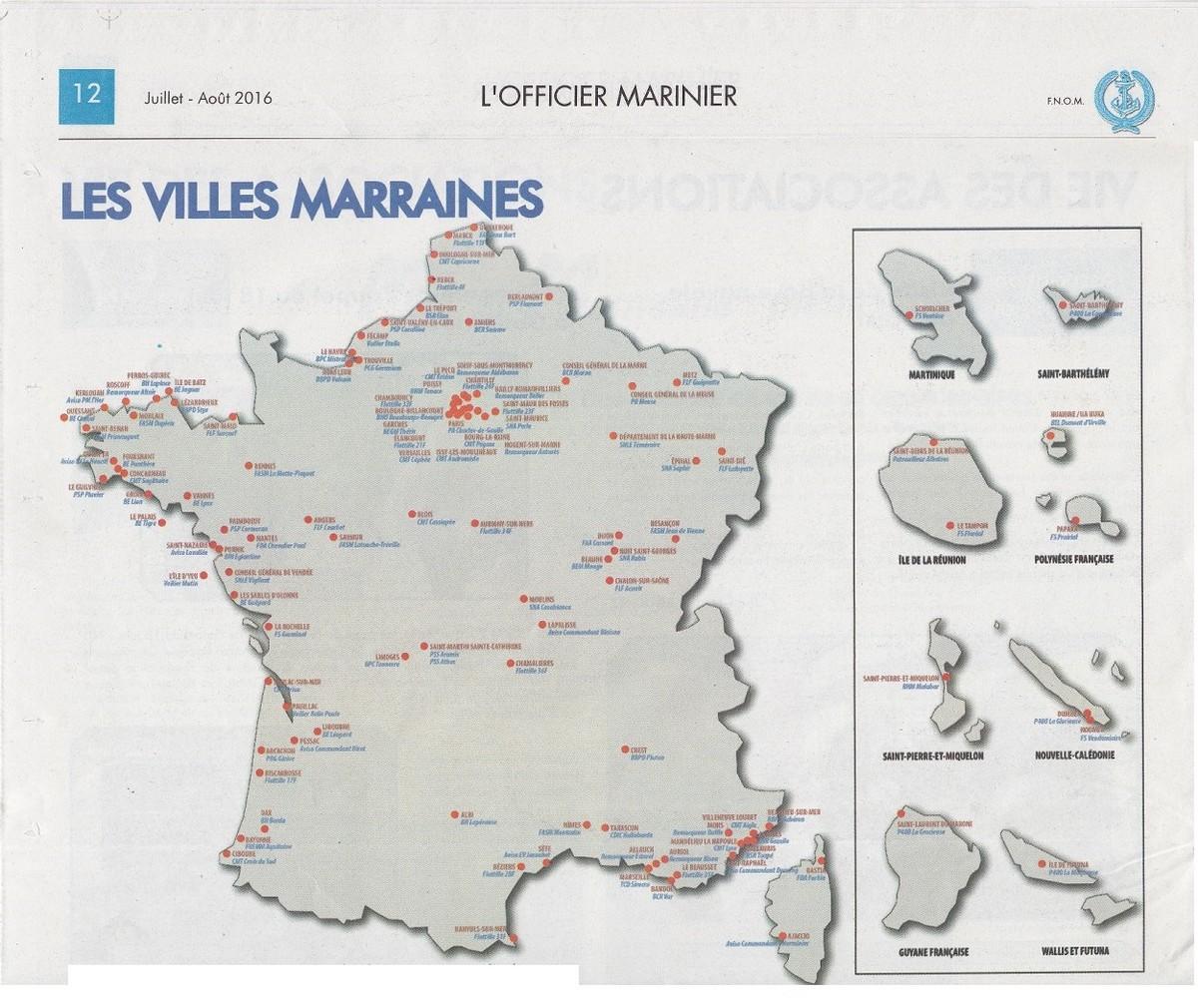 [Les traditions dans la Marine] Les Villes Marraines - Page 7 404585VM1