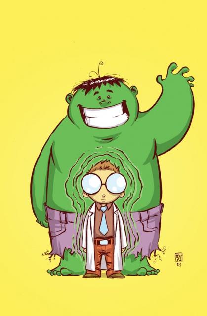 [Comics] Skottie Young, un dessineux que j'adore! - Page 2 404707hulk1cover4