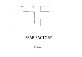 FEAR FACTORY - Genexus (7 Août) 406083Genexus