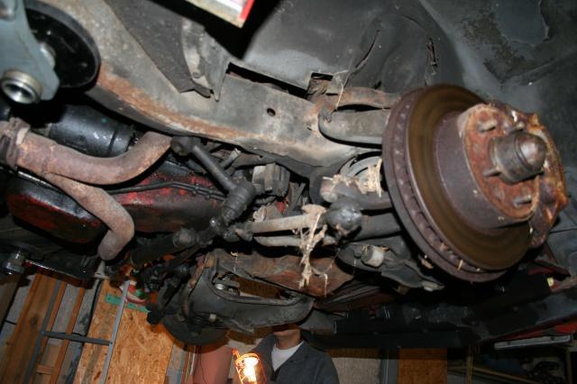 Corvette C3 76 en cours de restauration - Page 2 406417IMG5840