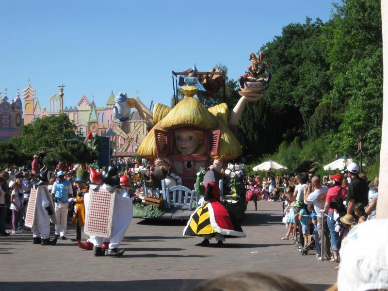 [Disneyland Paris] Séjour de rêve au Disneyland Hotel du 23 au 26 mai 2011 - Page 2 407126IMG3258