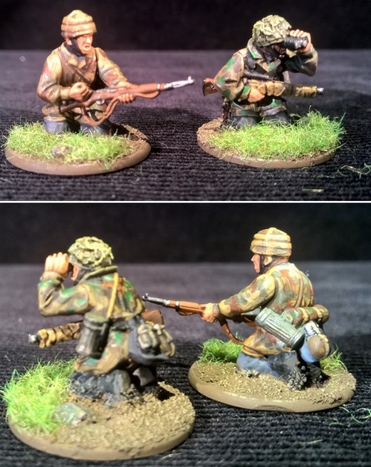 Bolt Action  - Quelques blindés ! 407189Fallschirmjager1