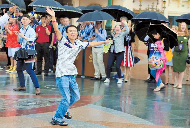 [Shanghai Disney Resort] Le Resort en général - le coin des petites infos  - Page 3 408214w163