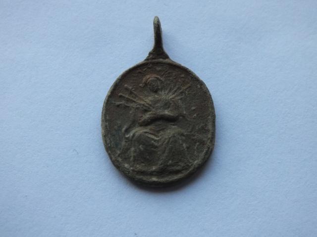 Médaille ND des 7 douleurs - XVIIème 408238DSCF4677