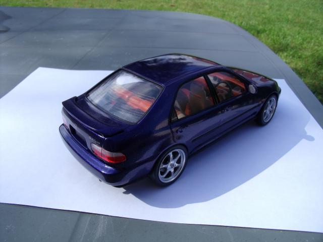Honda Civic Fério VTi '92. 408304ferio92059