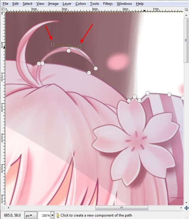 Comment faire un render? By Xiantha! :D sur GIMP 408511508