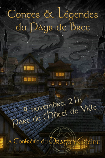 Veillée Contes et Légendes du Pays de Bree 409615AFFDEBree