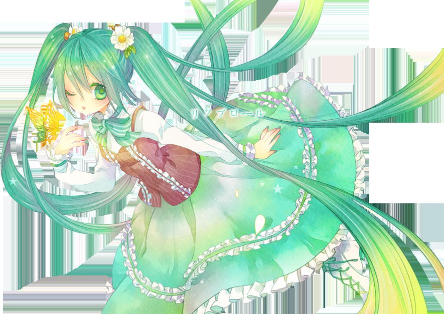 Render anime girl 410170260913582vocaloatildemacrdCopie