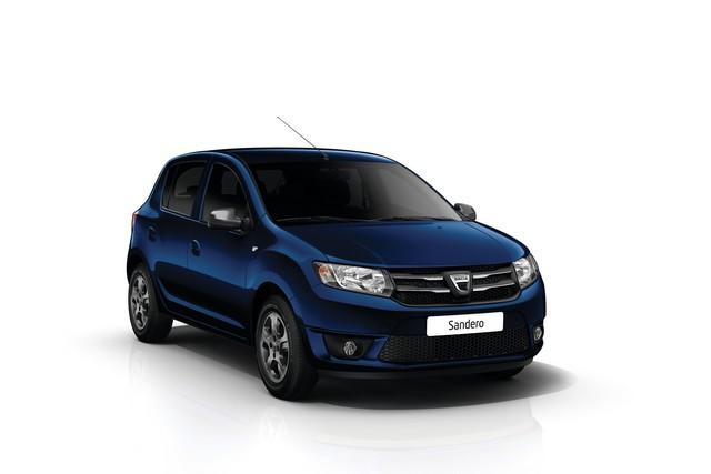 Dacia : une série limitée anniversaire pour tous les modèles de la gamme 4133766633816