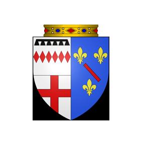 De la noblesse de France et de Navarre 414592Blasonseigneurieargenton