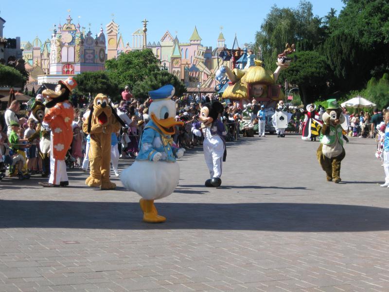 [Disneyland Paris] Séjour de rêve au Disneyland Hotel du 23 au 26 mai 2011 - Page 2 414877IMG3257