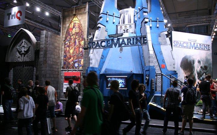 [Jeu vidéo] Warhammer 40.000 : Space Marine - Page 7 414904GamesCom2011C