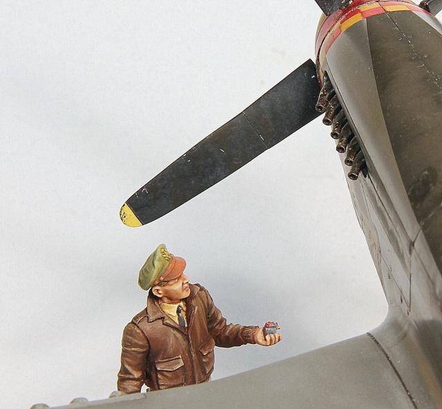 The final touch (Pilote et (bout de) P51 1/32) 416447005