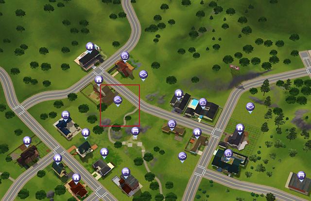 [Sims 3] Mini-défi Sauvez Noël ... 416668plan