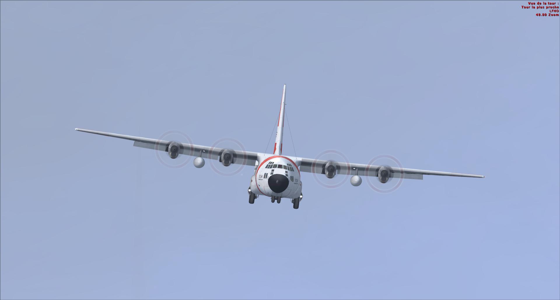 Compte rendu vol réseau en c130 captain sim 4168642014113151026799