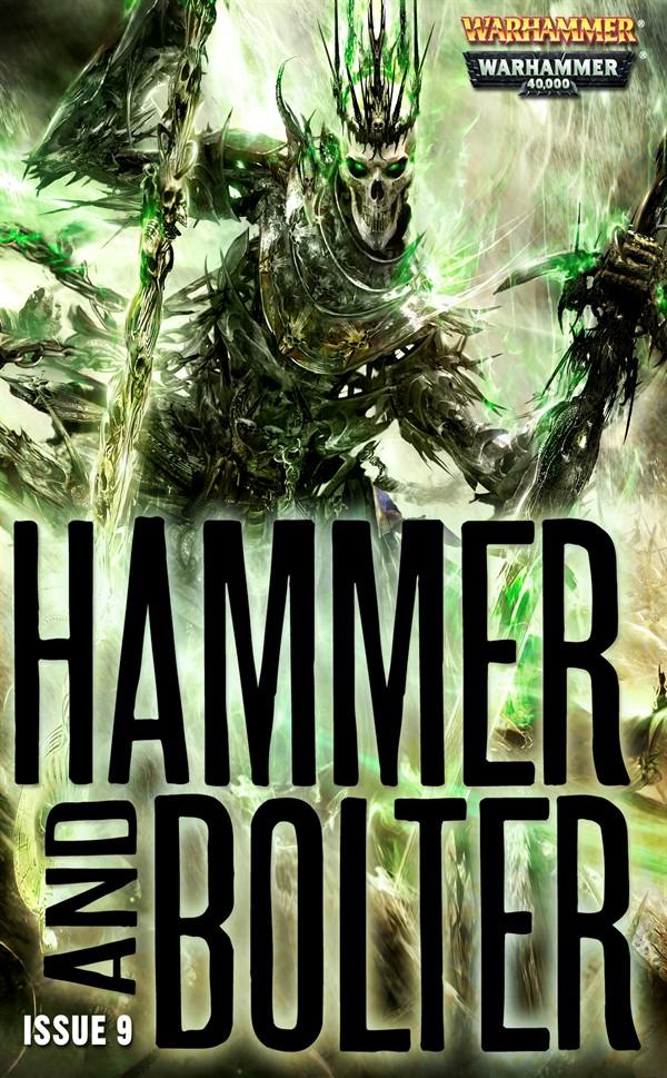 Hammer & Bolter 417212HammerBolterNinecover
