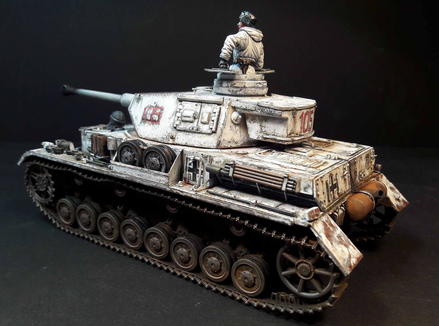PzKpfw. IV Ausf. F2 - Dragon - Page 3 417217PanzerIVRearLeft
