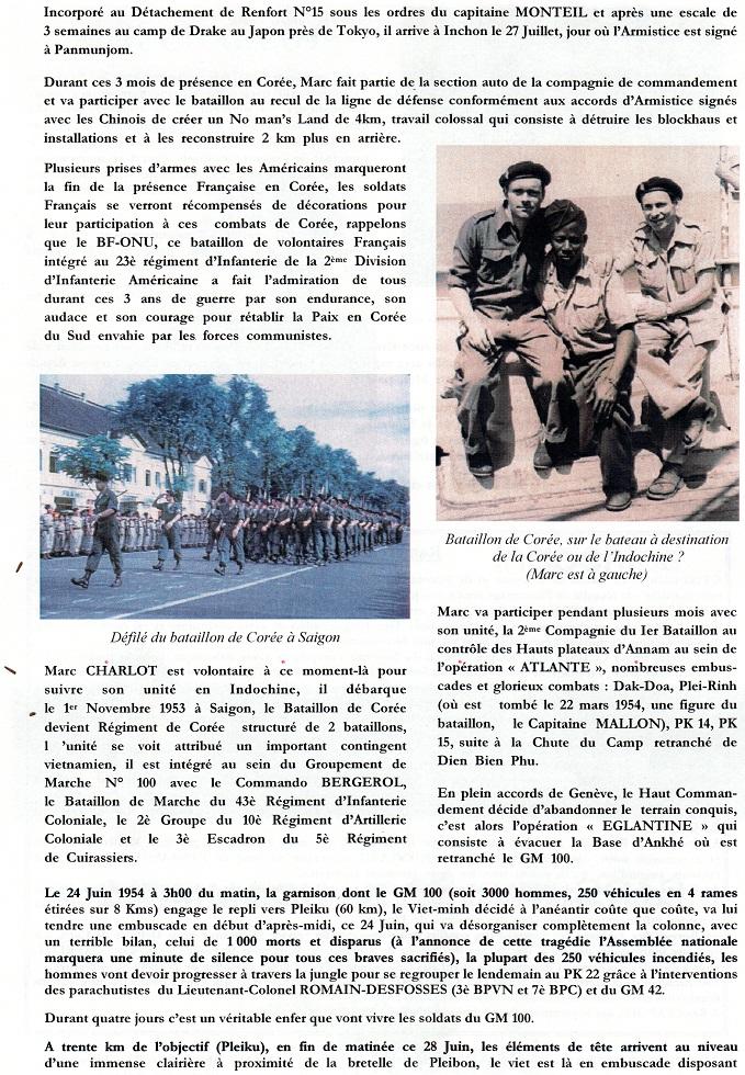 15 Juin 2013 Hommage au soldat Marc CHARLOT du Régiment de Corée Mort pour la France en Indochine  417732img488Copie