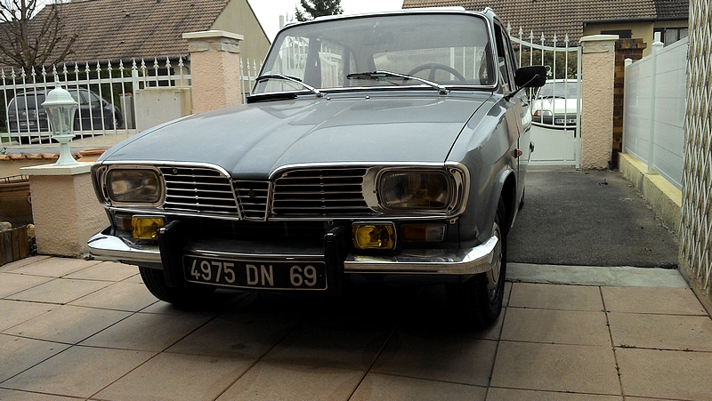 [laucox] Renault 16 TS 1969  - Page 2 417771IMG20140404180304277