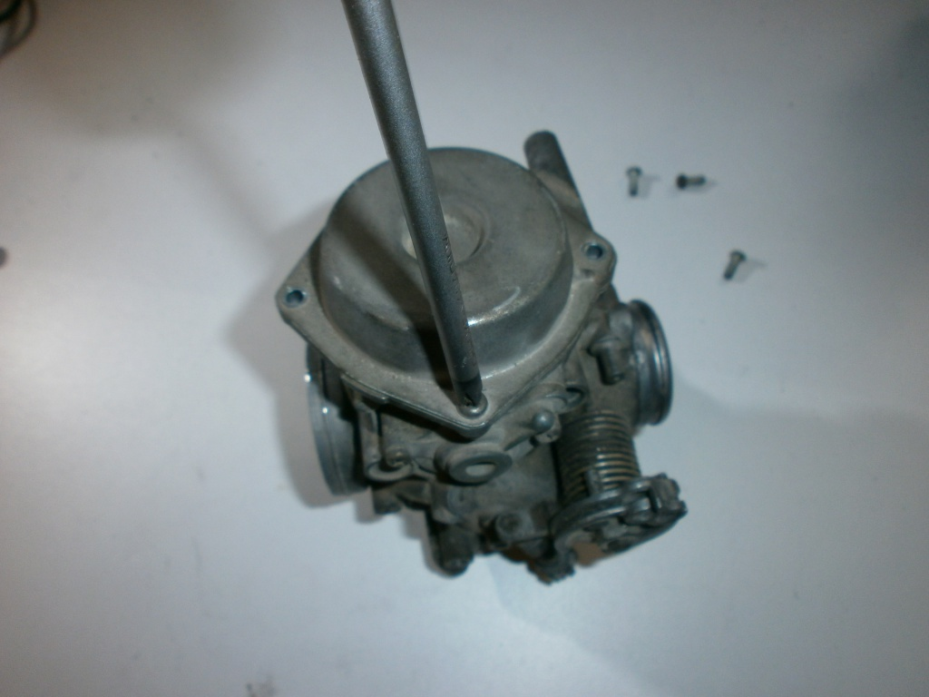 Nettoyage carburateurs de transalp 600 417800P1270015