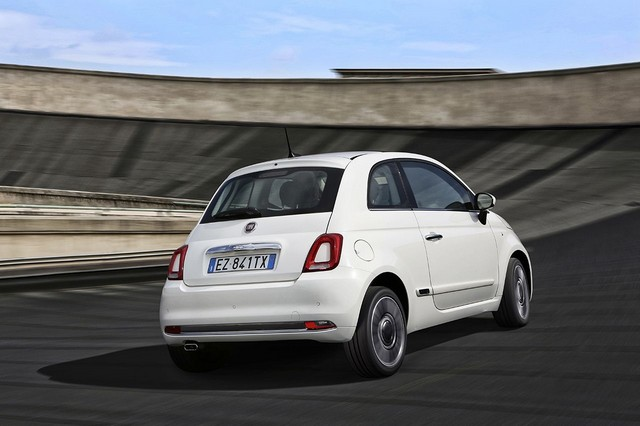 Nouvelle Fiat 500 418219150703FIATNuova50007