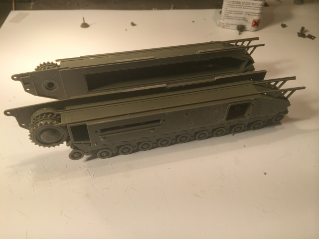 Churchill avre mk3  de chez afv club 1/35 418349012