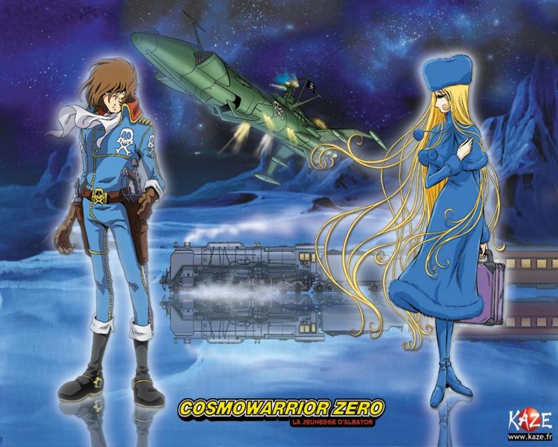CosmoWarrior Zero : la jeunesse d'Albator. 418551wallpaperharlockmaetel