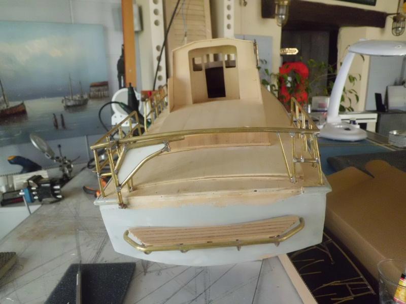POURQUOI PAS II canot 17.60m SNSM Saint-Malo sur plan au 1/20° - Page 3 419944CIMG2087