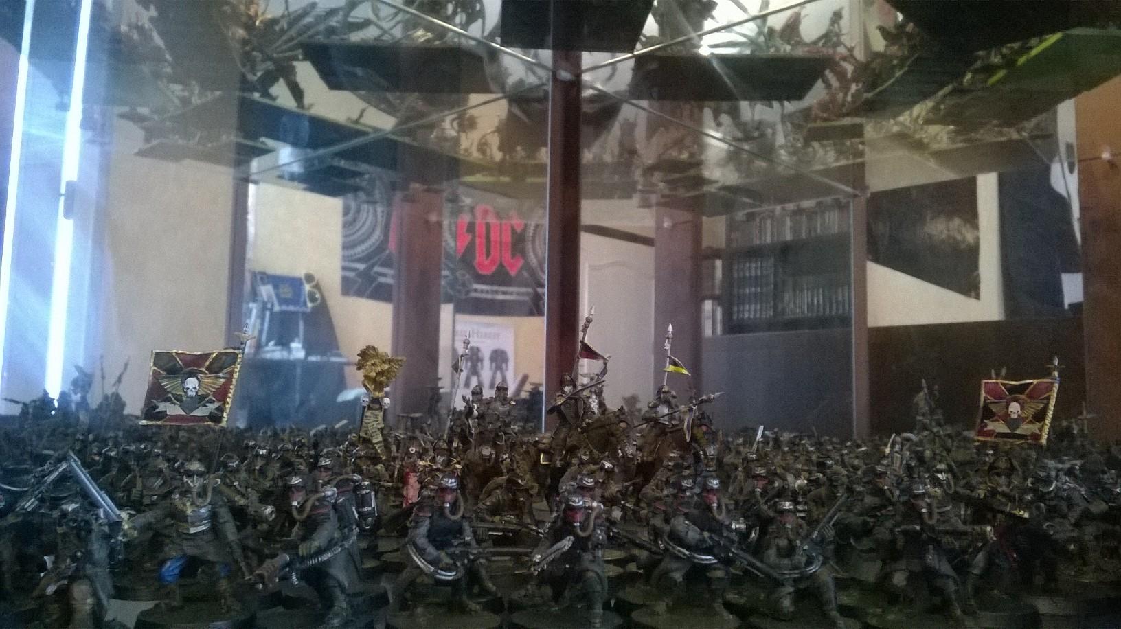 Les Armées de Nico. (Battle & 40K) 4206441528