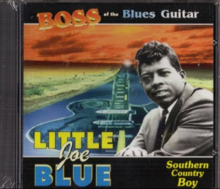 Little Joe Blue - Southern Country Boy (1972) 420694LittleJoeBlue1997SouthernCountryBoyPaulaPCD500